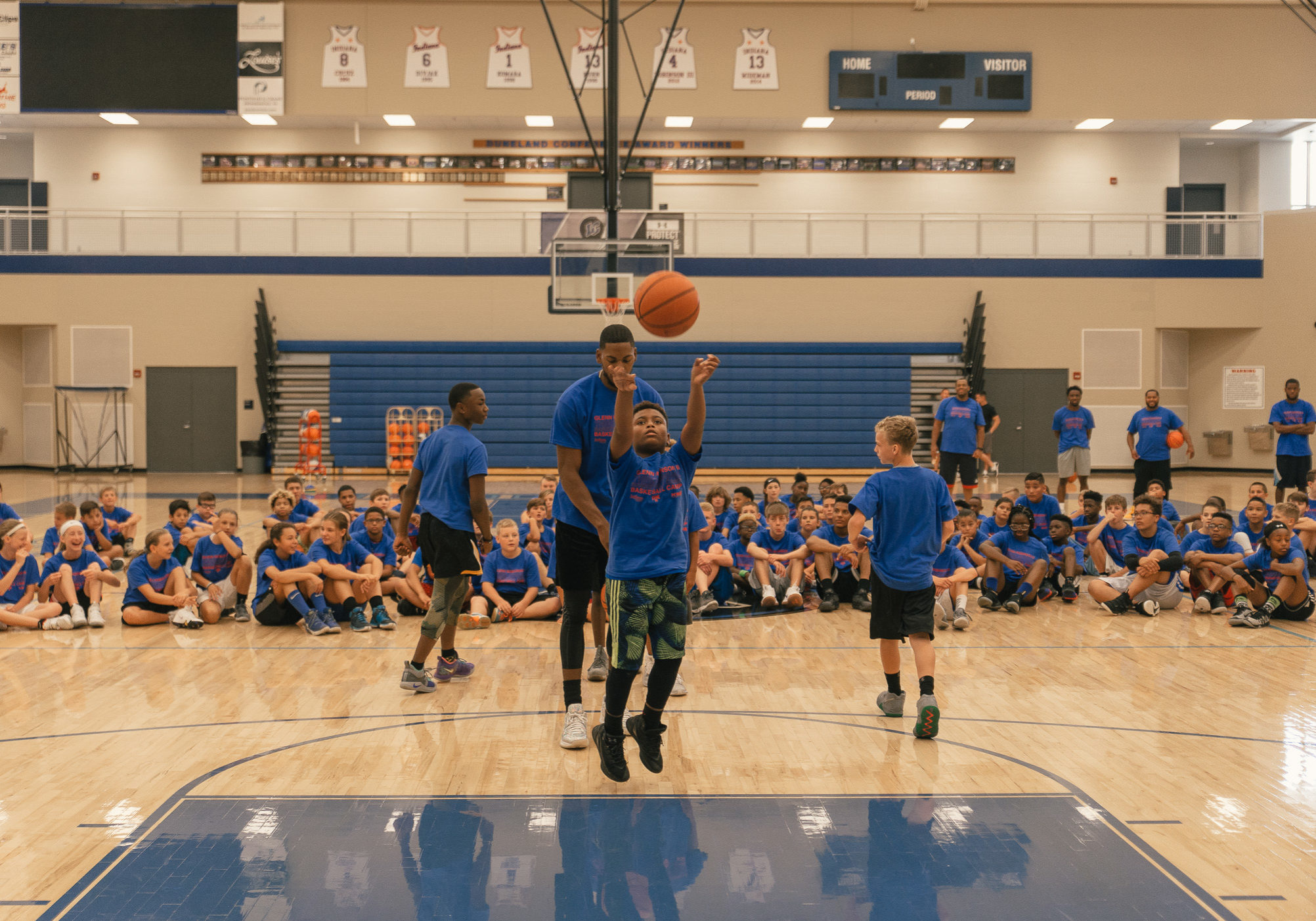 GRIII CAMP by Fred Daniels-107